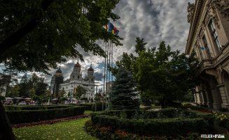 Catedrala Mitropolitană din Iaşi – Imagini recente cu gazda a zeci de mii de vizitatori anual