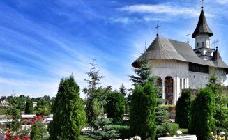 Mănăstirea Hadâmbu – colț de rai pe meleaguri ieşene